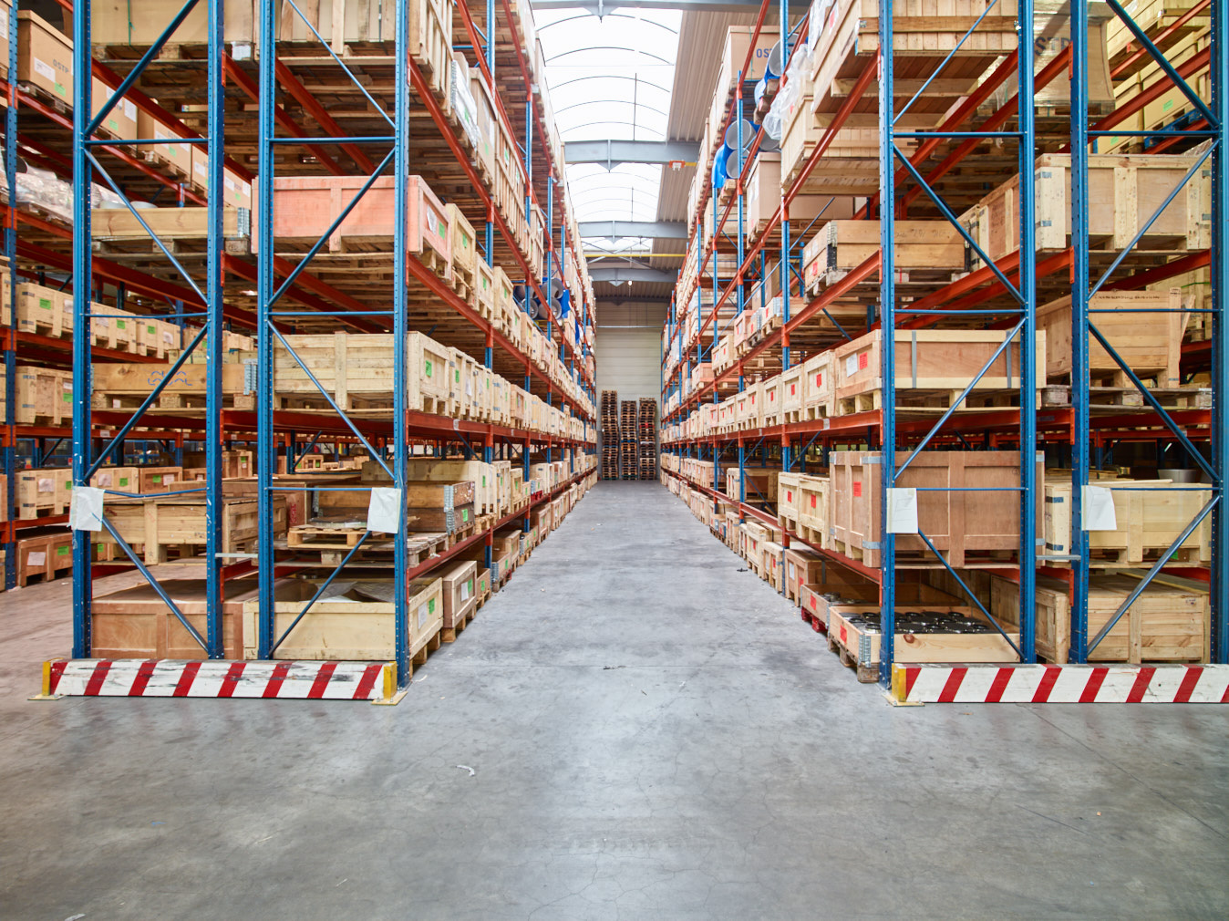 Atinox innove: premiers pas vers un entrepôt automatisé & WMS